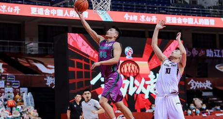 得分创个人生涯新高!陈培东全场得到23分3篮板4助攻